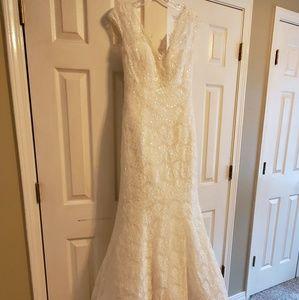 Allure Romance wedding gown